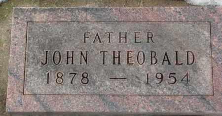 ANDERSON, JOHN THEOBALD - Dixon County, Nebraska | JOHN THEOBALD ANDERSON - Nebraska Gravestone Photos