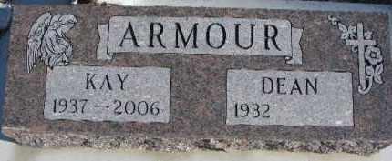 ARMOUR, KAY - Dixon County, Nebraska | KAY ARMOUR - Nebraska Gravestone Photos