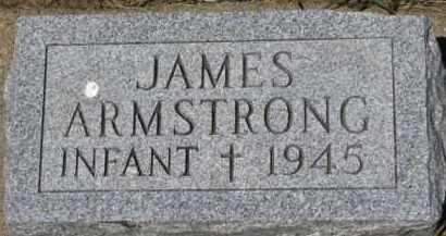 ARMSTRONG, JAMES - Dixon County, Nebraska | JAMES ARMSTRONG - Nebraska Gravestone Photos
