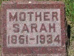ASKIN, SARAH - Dixon County, Nebraska | SARAH ASKIN - Nebraska Gravestone Photos