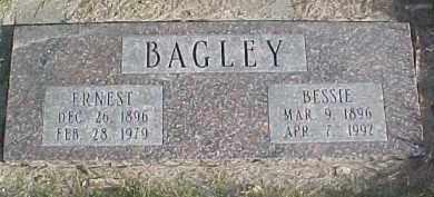 BAGLEY, ERNEST - Dixon County, Nebraska | ERNEST BAGLEY - Nebraska Gravestone Photos