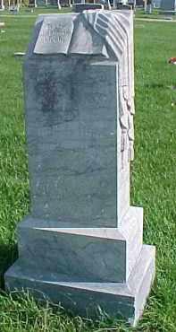BAILEY, LUCY - Dixon County, Nebraska   LUCY BAILEY - Nebraska Gravestone Photos