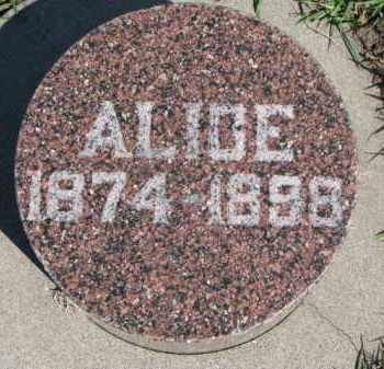 BANNAN, ALICE - Dixon County, Nebraska | ALICE BANNAN - Nebraska Gravestone Photos