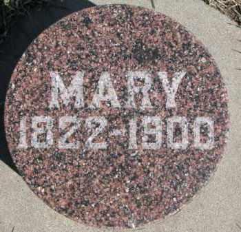 BANNAN, MARY - Dixon County, Nebraska | MARY BANNAN - Nebraska Gravestone Photos