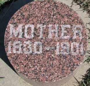 BANNAN, MOTHER - Dixon County, Nebraska | MOTHER BANNAN - Nebraska Gravestone Photos