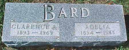 BARD, CLARENCE A. - Dixon County, Nebraska | CLARENCE A. BARD - Nebraska Gravestone Photos