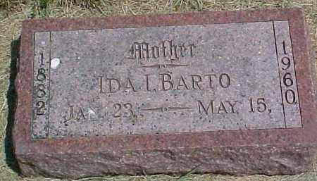 BARTO, IDA - Dixon County, Nebraska | IDA BARTO - Nebraska Gravestone Photos