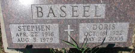 BASEEL, DORIS - Dixon County, Nebraska   DORIS BASEEL - Nebraska Gravestone Photos