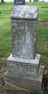 BELLER, ELIJAH - Dixon County, Nebraska | ELIJAH BELLER - Nebraska Gravestone Photos