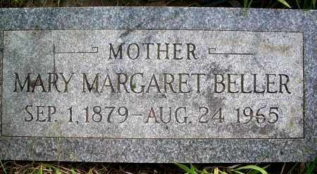 BELLER, MARY MARGARET - Dixon County, Nebraska | MARY MARGARET BELLER - Nebraska Gravestone Photos
