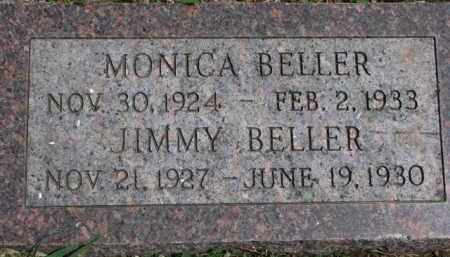 BELLER, MONICA - Dixon County, Nebraska | MONICA BELLER - Nebraska Gravestone Photos