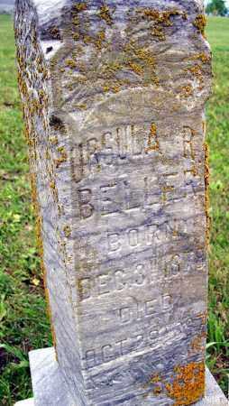 BELLER, URSULA R. - Dixon County, Nebraska | URSULA R. BELLER - Nebraska Gravestone Photos