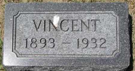 BENNETT, VINCENT - Dixon County, Nebraska   VINCENT BENNETT - Nebraska Gravestone Photos