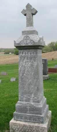 BERENS, MONICA - Dixon County, Nebraska | MONICA BERENS - Nebraska Gravestone Photos