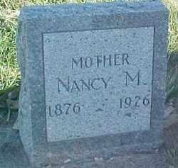 BERENS, NANCY M. - Dixon County, Nebraska | NANCY M. BERENS - Nebraska Gravestone Photos