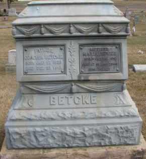 BETCKE, JOACHIM - Dixon County, Nebraska | JOACHIM BETCKE - Nebraska Gravestone Photos