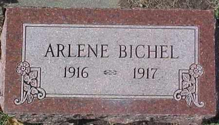 BICHEL, ARLENE - Dixon County, Nebraska | ARLENE BICHEL - Nebraska Gravestone Photos
