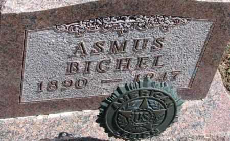 BICHEL, ASMUS - Dixon County, Nebraska | ASMUS BICHEL - Nebraska Gravestone Photos