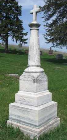 BIGLEY, BRIDGET - Dixon County, Nebraska | BRIDGET BIGLEY - Nebraska Gravestone Photos