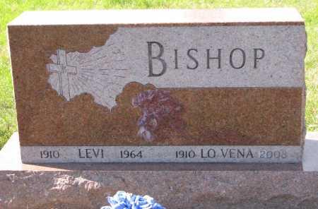 BISHOP, LO VENA - Dixon County, Nebraska | LO VENA BISHOP - Nebraska Gravestone Photos