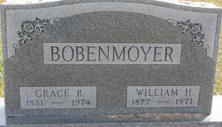 BOBENMOYER, WILLIAM H. - Dixon County, Nebraska | WILLIAM H. BOBENMOYER - Nebraska Gravestone Photos