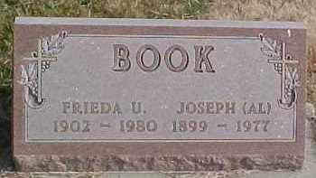 "BOOK, JOSEPH ""AL"" - Dixon County, Nebraska | JOSEPH ""AL"" BOOK - Nebraska Gravestone Photos"