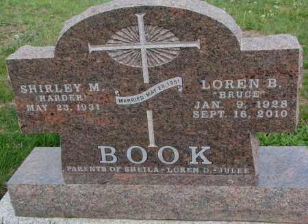 BOOK, SHIRLEY M. - Dixon County, Nebraska | SHIRLEY M. BOOK - Nebraska Gravestone Photos