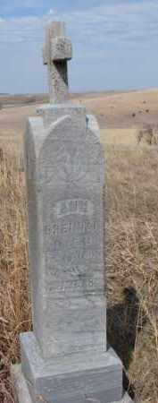 BRENNAS, THOMAS - Dixon County, Nebraska | THOMAS BRENNAS - Nebraska Gravestone Photos