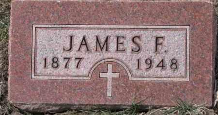 BRESLIN, JAMES F. - Dixon County, Nebraska | JAMES F. BRESLIN - Nebraska Gravestone Photos