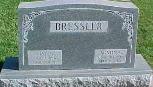 BRESSLER, AUSTIN G. - Dixon County, Nebraska | AUSTIN G. BRESSLER - Nebraska Gravestone Photos