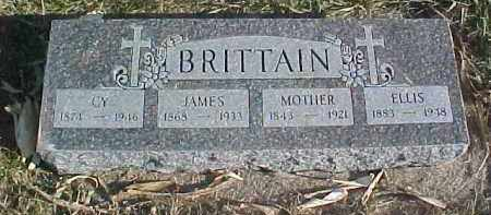 BRITTAIN, BETSEY (MOTHER) - Dixon County, Nebraska | BETSEY (MOTHER) BRITTAIN - Nebraska Gravestone Photos