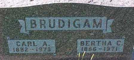 BRUDIGAM, BERTHA C. - Dixon County, Nebraska   BERTHA C. BRUDIGAM - Nebraska Gravestone Photos