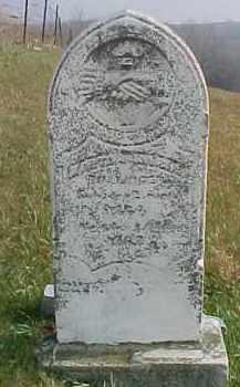 BULLINGER, MARTHA MARIE - Dixon County, Nebraska   MARTHA MARIE BULLINGER - Nebraska Gravestone Photos