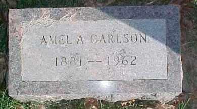 CARLSON, AMEL A. - Dixon County, Nebraska   AMEL A. CARLSON - Nebraska Gravestone Photos