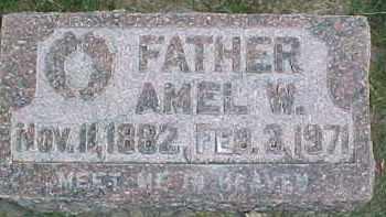CARLSON, AMEL W. - Dixon County, Nebraska | AMEL W. CARLSON - Nebraska Gravestone Photos