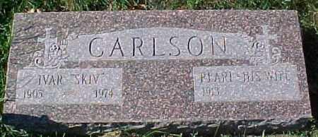 """CARLSON, IVAR """"SKIV"""" - Dixon County, Nebraska   IVAR """"SKIV"""" CARLSON - Nebraska Gravestone Photos"""