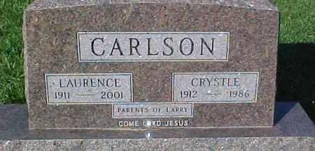 CARLSON, CRYSTLE - Dixon County, Nebraska | CRYSTLE CARLSON - Nebraska Gravestone Photos