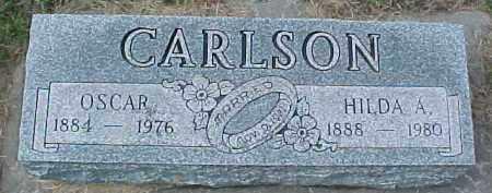 CARLSON, HILDA A. - Dixon County, Nebraska | HILDA A. CARLSON - Nebraska Gravestone Photos
