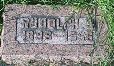 CARLSON, RUDOLPH J. - Dixon County, Nebraska | RUDOLPH J. CARLSON - Nebraska Gravestone Photos
