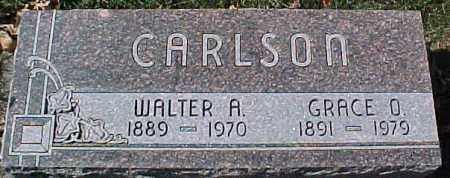 CARLSON, GRACE O. - Dixon County, Nebraska | GRACE O. CARLSON - Nebraska Gravestone Photos