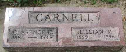 CARNELL, CLARENCE H. - Dixon County, Nebraska   CLARENCE H. CARNELL - Nebraska Gravestone Photos