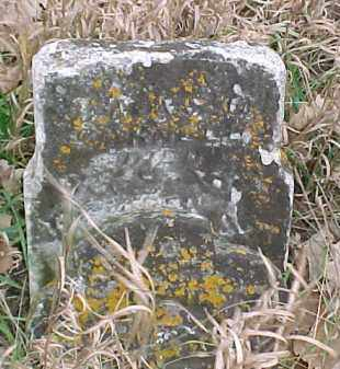 CARNELL, KATIE MAY - Dixon County, Nebraska | KATIE MAY CARNELL - Nebraska Gravestone Photos