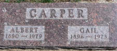 CARPER, GAIL - Dixon County, Nebraska | GAIL CARPER - Nebraska Gravestone Photos