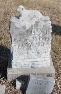 CARROLL, MARGARET - Dixon County, Nebraska | MARGARET CARROLL - Nebraska Gravestone Photos