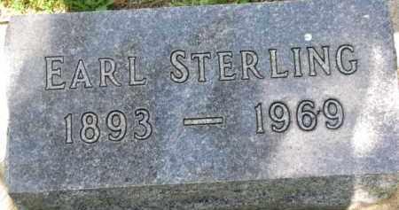 CARTER, EARL STERLING - Dixon County, Nebraska | EARL STERLING CARTER - Nebraska Gravestone Photos