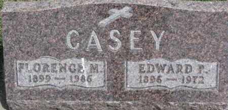 CASEY, EDWARD P. - Dixon County, Nebraska   EDWARD P. CASEY - Nebraska Gravestone Photos