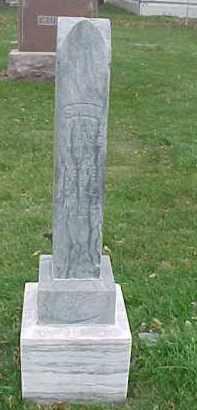 CHASE, SALLY - Dixon County, Nebraska | SALLY CHASE - Nebraska Gravestone Photos