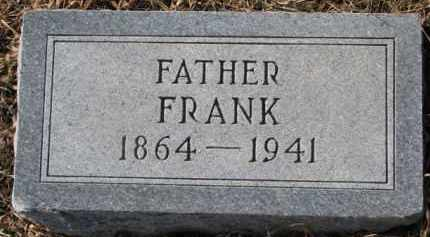 CLOUGH, FRANK - Dixon County, Nebraska | FRANK CLOUGH - Nebraska Gravestone Photos