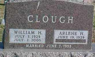 CLOUGH, WILLIAM H. - Dixon County, Nebraska | WILLIAM H. CLOUGH - Nebraska Gravestone Photos