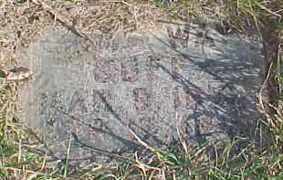 COFF, EMMA - Dixon County, Nebraska | EMMA COFF - Nebraska Gravestone Photos